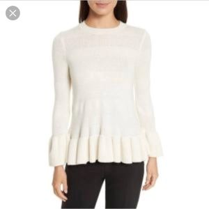 KATE SPADE Cashmere Blend Sweater NWTS